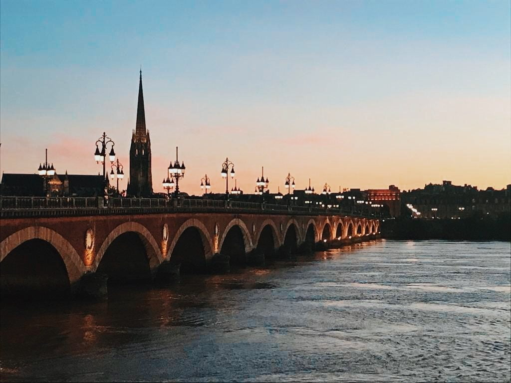 bordeaux itinerary on a budget